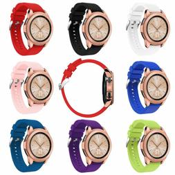 NEW Silicone Smart Wrist Watch Band Strap for Samsung Galaxy