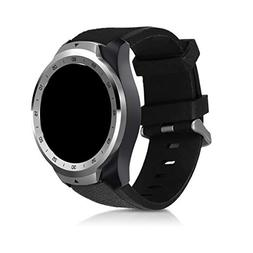 kwmobile Silicone Watch Strap for Ticwatch Pro - Fitness Tra