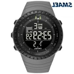 SMAEL Electronics Sports Digital Watch Analog Quartz Wristwa