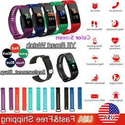Smart Band Bracelet Wristband Fitness Tracker Blood Pressure