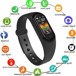 Smart Band Watch Bracelet Wristband Fitness Tracker Blood Pr