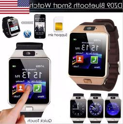 Smart Bluetooth Watch w/Camera Phone Mate for Android Samsun