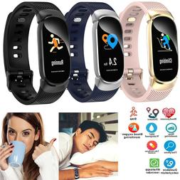 Smart Bracelet Bluetooth Call Reminder Wrist Watch For Andro