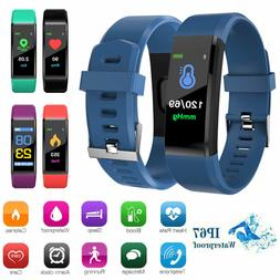 Smart Bracelet/Wristband Watch/Heart Rate Monitor/Fitness Tr