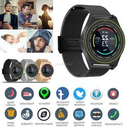 Smart Business Watch Spherical Touch Screen Electronic Sport