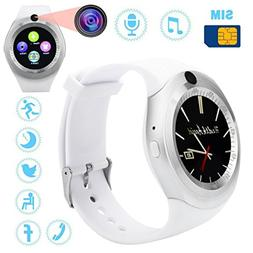 smart watch for kids,2018 Bluetooth Smart Watch Full Round S