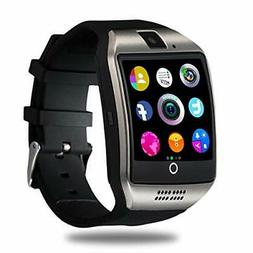 Smart Watch Android Phones Compatible Quad Band Unlocked Wat