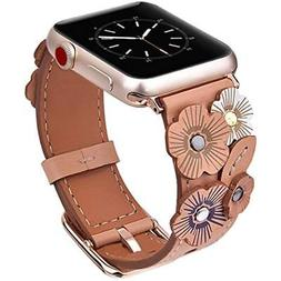 Smart Watch Bands V-Moro Compatible 38mm Apple Women, Softer