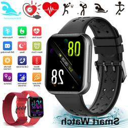Smart Watch Bracelet Wristband Fitness Tracker Heart Rate Mo