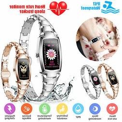 Smart Watch ECG Blood Pressure Oxygen Heart Rate Monitor Spo