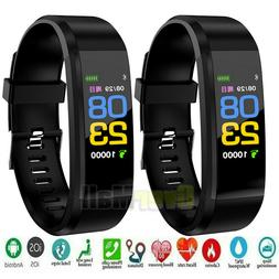 Smart Watch BT Waterproof Heart Rate Fitness Step Caolorie T