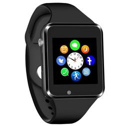 Smart Watch for Android phones iphones, Bluetooth Smartwatch