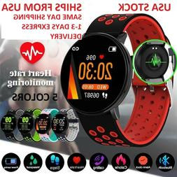 smart watch for ios android heartrate fitness