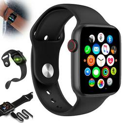 Smart Watch Full Touch Screen Heart Rate Monitor Bluetooth C