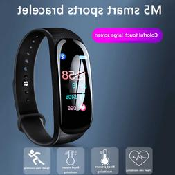 Smart Watch Heart Rate Monitor Blood Pressure Sport Fitness