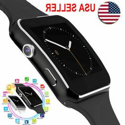 Smart Watch iPhone Android IOS | Bluetooth Waterproof Watche