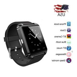 Smart Watch Men Women Smartwatch for Android Samsung Galaxy