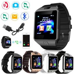 Smart Watch Mobile Phone Unlocked GSM Bluetooth4.0 Music Pla