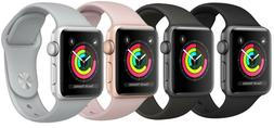 Apple Smart Watch Series 1-2-3-Sport Gray/Gold/Silver/Rose 3