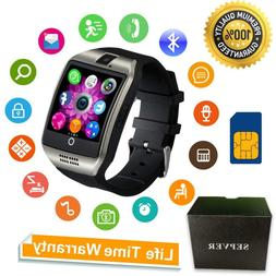 Smart Watch SEPVER SN06 Smartwatch with Touch Screen Camera