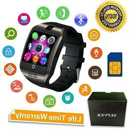 SEPVER Smart Watch SN06 Smartwatch with Touch Screen Camera