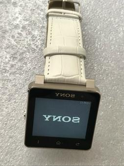 Sony smart watch sw2 Black Android Watch Bluetooth used
