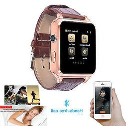 Smart Watch Touch Screen Bluetooth Phone Mate for Android Sa