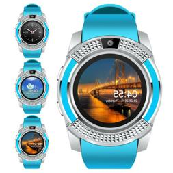 Smart Watch Women Men Smartwatch Phone for Android Samsung G