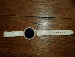 Michael kors smart watch womens rose gold with extra watch b