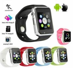 Smart Wrist Watch A1 Camera Bluetooth GSM Phone For iPhone A