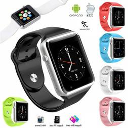 Smart Wrist Watch A1 Camera Bluetooth GSM Phone For Android