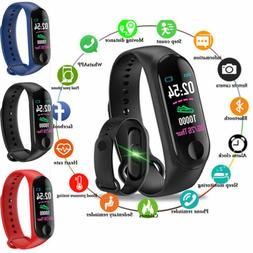 Smart Wristband Bracelet Watch Heart Rate Monitor Blood Pres