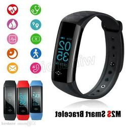 Smartband Activity Tracker IP65 Sport Bracelet BT4.0 Heart R