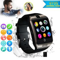 Smartwatch with Pedometer Remote Control Text Push For Samsu