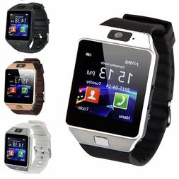 DZ09*A1 Bluetooth Smart Watches Man Kids For iPhone Android&