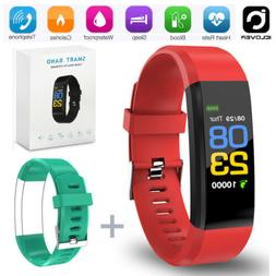 Sports Health Fitness Tracker Smart Watches Wristband Pedome