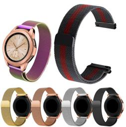 Stainless Steel Mesh Watch Band Milanese Loop Magnetic Strap