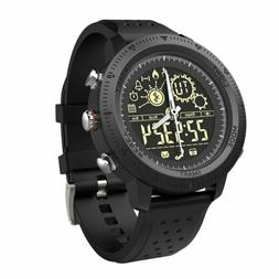 Tactial Military Grade Smart Watch Outdoor Sports Bluetooth