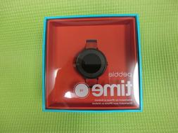 Pebble Time Round 14mm Smartwatch Apple/Android - Black/Red