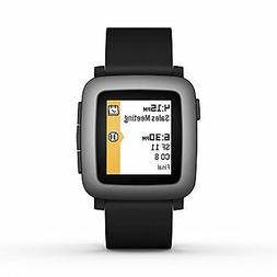 Pebble Time Smartwatch - Black