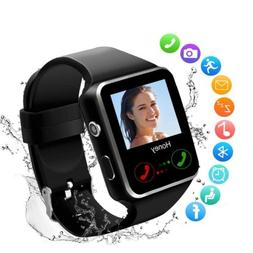 Waterproof Touch Screen Smart Watch For Samsung Android Supp