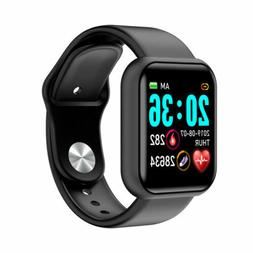 ✅ Touch Screen Smartwatch Smart Watch for Samsung Galaxy i