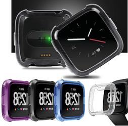TPU Silicone Cover Case Watch Casing Guard Protector For Fit