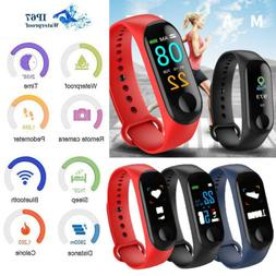USA Mi Band 3 S Smart Watch with Heart Rate Monitor IP67 Wat