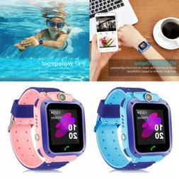 USA Smart Watch with GSM Locator Touch Screen Tracker SOS fo