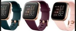 Fitbit Versa 2 Smart Watch & Activity Tracker - Copper Rose