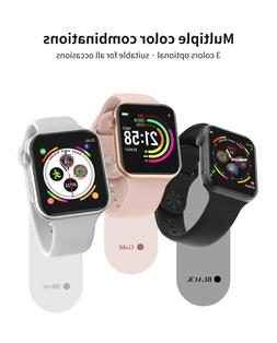 W54 Smart Watch Series 4 Style Bluetooth 44mm Heart Rate Mon