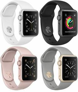 Apple Watch Series 1 42mm 7000 Model Space Gray , Silver , G