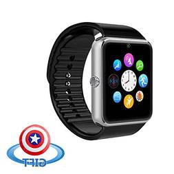 SUMBOAT Water Resistant Smart Watch Anti Lost and Handfree f
