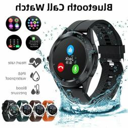 Waterproof Bluetooth Smart Watch Phone Mate Gift For iphone